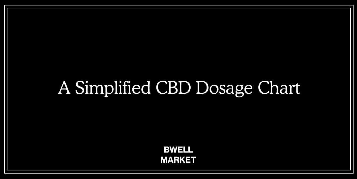 3 Suggestions to Find Your Ideal Dosage of CBD Oil – Part 1
